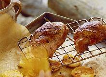 Zrazy wieprzowe z szynką i serem - ugotuj