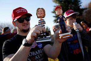 Kogo Polacy wolą jako prezydenta USA? CBOS: 57 proc. dla jednego kandydata, dla drugiego... 6