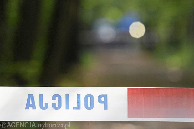 Ustalono, kim była zamordowana 18-latka, której ciało znaleziono k. Skaryszewa. Zatrzymano mężczyznę