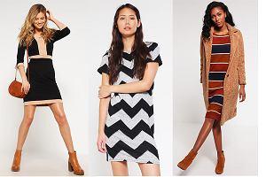 Wielki przegląd sukienek na jesień: praktyczne modele na każdy dzień