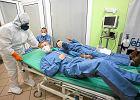 Pacjent z ebolą na Woli? Wstępne badania nie potwierdzają wirusa