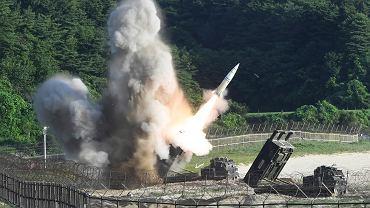 Amerykańsko-południowokoreańskie ćwiczenia wojskowe
