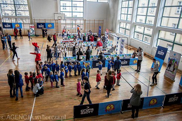 Zdjęcie numer 0 w galerii - Drugiej takiej imprezy dla przedszkolaków nie ma w Europie. Przedszkoliada Tour w Kielcach [ZDJĘCIA]
