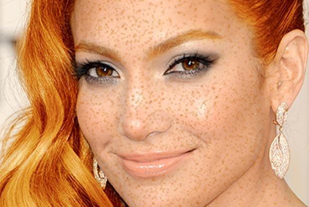Najs�ynniejsze aktorki, piosenkarki i modelki zrobione na... rudo [GALERIA]