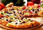 Pizza z restauracji Pinokio