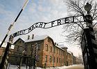 Brama obozu koncentracyjnego Auschwitz-Birkenau