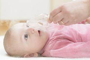 Zapalenie oskrzeli u niemowlaka - objawy, diagnoza, leczenie
