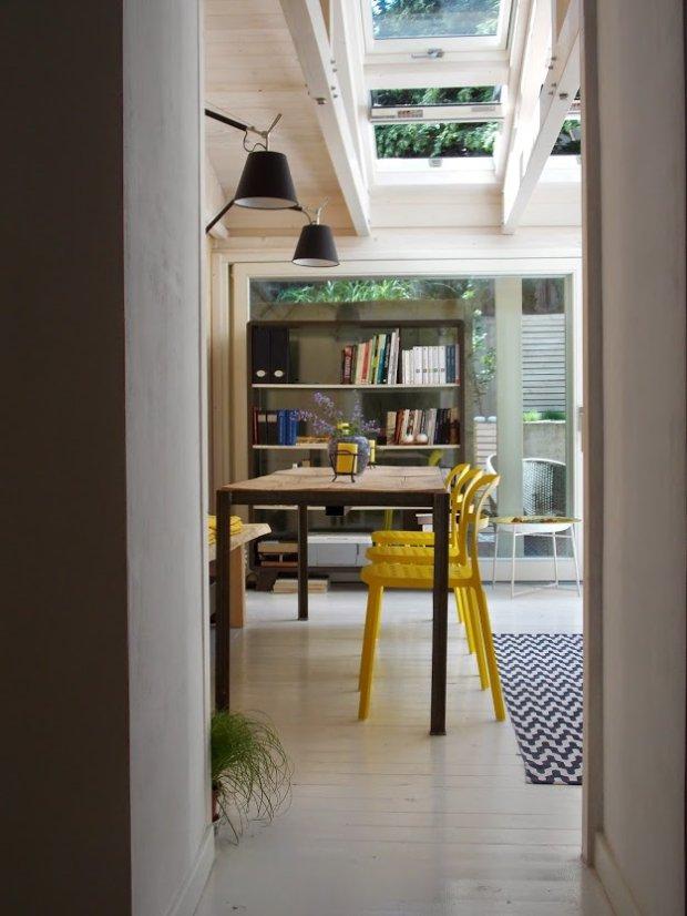 Zdjęcie numer 5 w galerii - Oryginalne mieszkanie z oranżerią w Warszawie