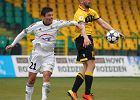 Po remisie z GKS Katowice PGE GKS Be�chat�w spad� na trzecie miejsce w tabeli I ligi [ZDJ�CIA]