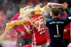 Bundesliga. Szalona radość kontuzjowanego Manuela Neuera