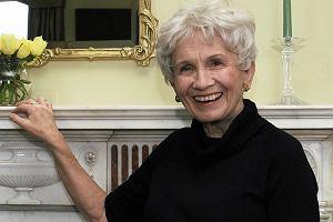 Alice Munro nie przyjedzie odebra� literackiego Nobla
