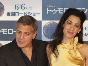 Georgoe Clooney, Amal Clooney
