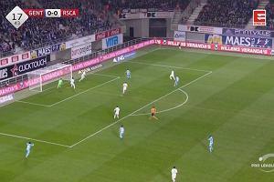 Gent - Anderlecht 2:3. Teodorczyk zdobył dwa gole[ELEVEN SPORTS NETWORK]
