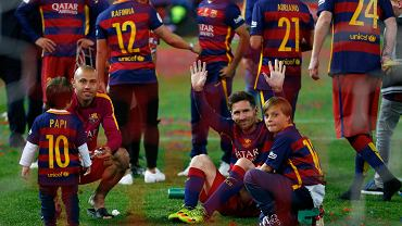 Barcelona wyda�a w tym okienku ju�... setki milion�w Euro. Co dziwne, na razie na... rezerwowych
