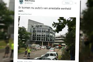 Niebezpieczna sytuacja w holenderskim radiu. Wzięto zakładnika. Napastnik aresztowany