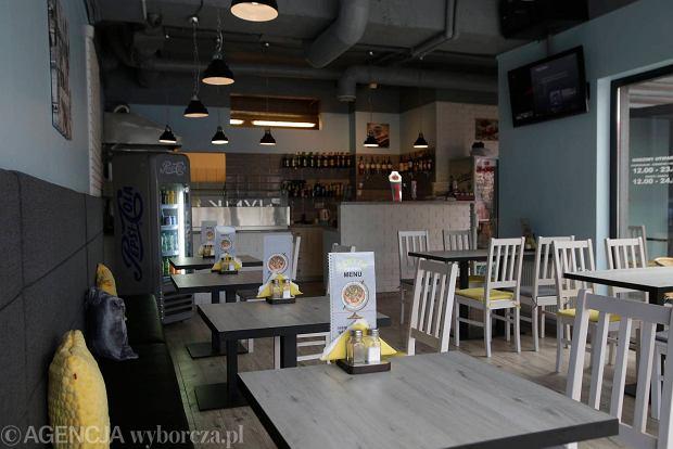 04.05.2015 Gdansk , Pizzeria Centro Fot. Rafal Malko/Agencja Gazeta