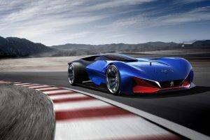 Peugeot L500 R Hybrid | Tak wygl�da przysz�o�� wed�ug Peugeota