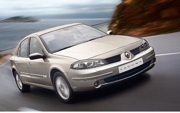 Renault Laguna II FL