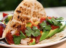 Taco z ryb� - najlepsza przek�ska na grilla - ugotuj