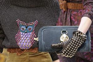 Trendy jesień zima 2012/13: Zwierzęca moda