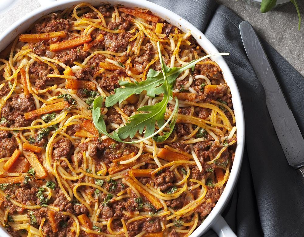 Frittata ze spaghetti