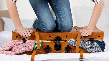 Jak się spakować w bagaż podręczny na dwa tygodnie?