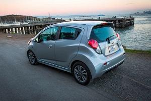 Chevrolet pokazał elektrycznego Sparka