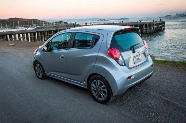 Chevrolet pokaza� elektrycznego Sparka