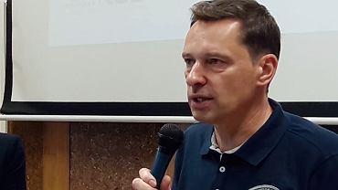 Krzysztof Ziemiec na KUL