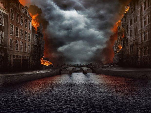 Amsterdam (fot. Michał Żak)
