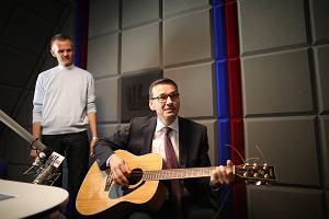 Mateusz Morawiecki odniósł sukces. Ludzie kojarzą go z lepszą ściągalnością podatków