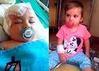 Małej Hani mogą pomóc tylko lekarze z Wiednia. Przez kilka godzin zebrano ponad 300 tys. zł!