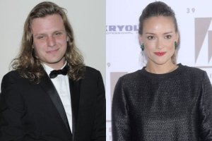 Piękna Alicja Bachleda-Curuś i Piotr Woźniak-Starak w Gdyni nie pozowali razem do zdjęć. Za to fotografowie uwiecznili TO
