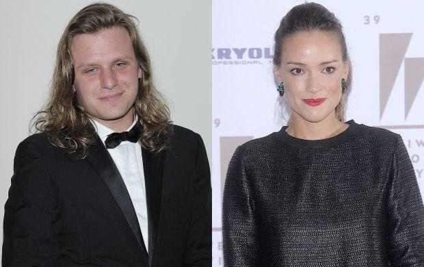Pi�kna Alicja Bachleda-Curu� i Piotr Wo�niak-Starak w Gdyni nie pozowali razem do zdj��. Za to fotografowie uwiecznili TO