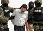 """Joaquin """"El Chapo"""" Guzman, zdj�cie z 2014"""