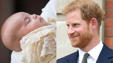 Książę Louis / książę Harry