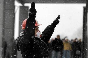 Koniec strajku w Jastrz�bskiej Sp�ce W�glowej. Po 17 dobach g�rnicy podpisali porozumienie z zarz�dem