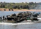 Trwa napięcie wokół Krymu. Ćwiczenia rosyjskiej floty i wojsk lądowych
