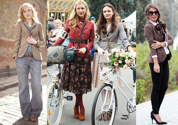 Jesienne stylizacje: damska marynarka w 3 modnych zestawach