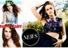 """Nowa sesja Kristen Stewart, gwiazdy sagi """"Zmierzch"""". Czy�by m�oda aktorka doros�a? Zobaczcie zdj�cia dla """"Marie Claire""""!"""