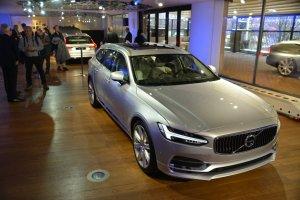 Volvo V90 | Pierwszy kontakt | Szwedzi zn�w w natarciu