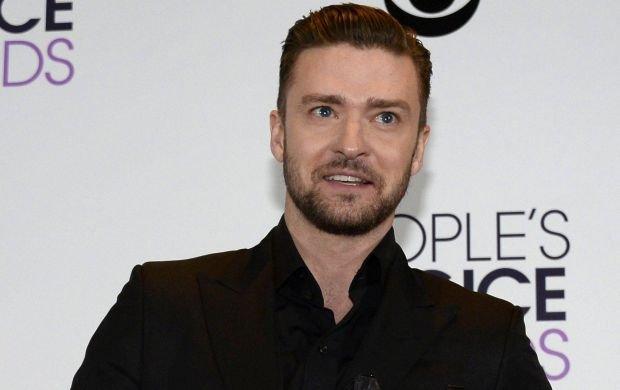 Pewna para młoda miała niezłą niespodziankę. Na ich ślubie pojawił się Justin Timberlake.