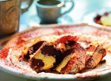 Ciasto marmurkowe - ugotuj