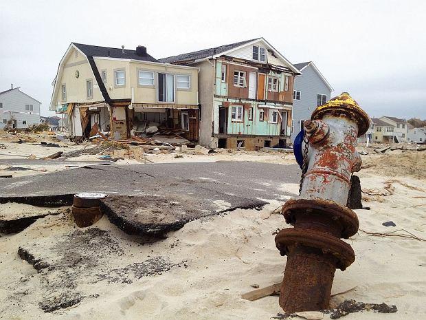 Ciekawość: Huragan Sandy