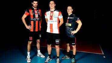 Michal Żurek (pierwszy z prawej)