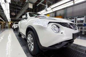 Nissan przygotowuje się do produkcji drugiej generacji Juke'a