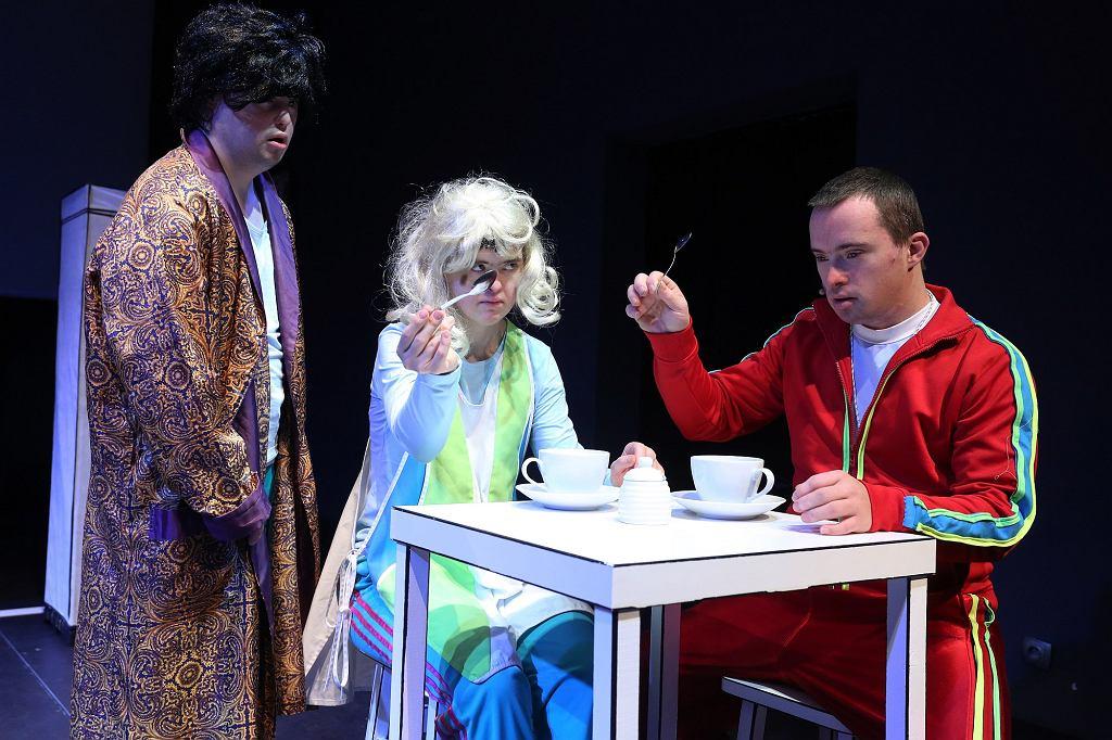 Spektakl Teatru 21 pt.: