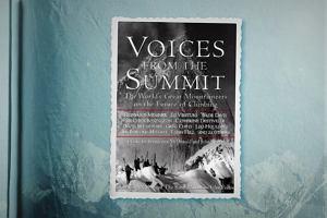 Jedna z najwybitniejszych autorek kiążek o górach na świecie - Bernadette McDonald w Centrum Premier Czerska 8/10
