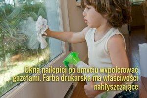 Jak wypolerowa� okna?