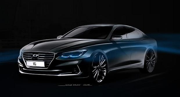 "Hyundai Azera | ""Nowa era designu Hyundaia"""